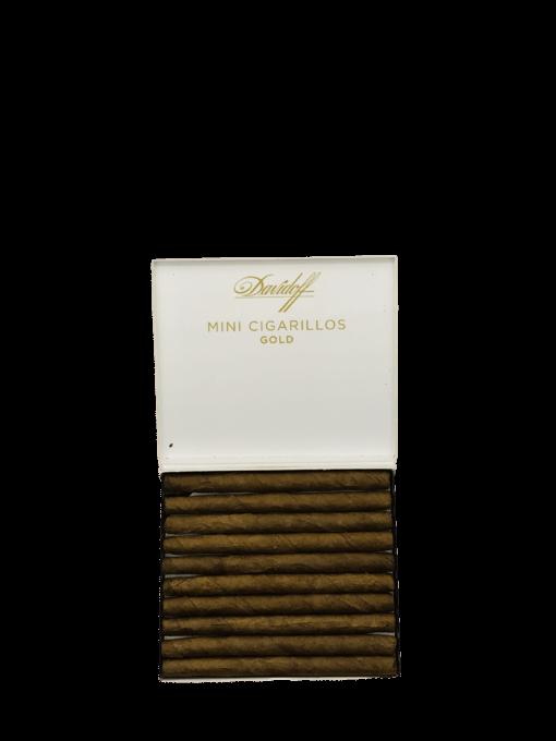 Cigarillos Davidoff Gold Mini Cigarillos