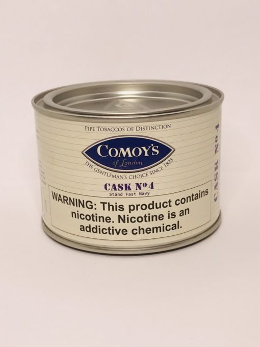 Cask No. 4 Stand Fast Navy 100g