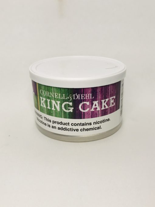 King Cake 2oz.