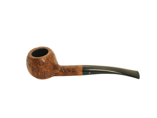 Pipe - Comoys #337 Pebble Grai - Prince Bent