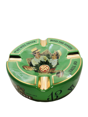 Green Hands of Time Ashtray