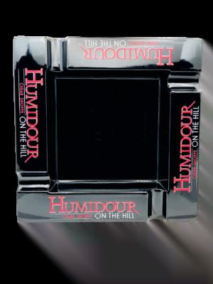 Humidour Logo 4 Cigar Melamine