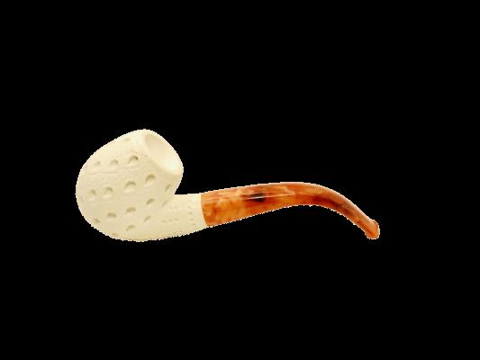 Billiard Bent Lattice Meerschaum