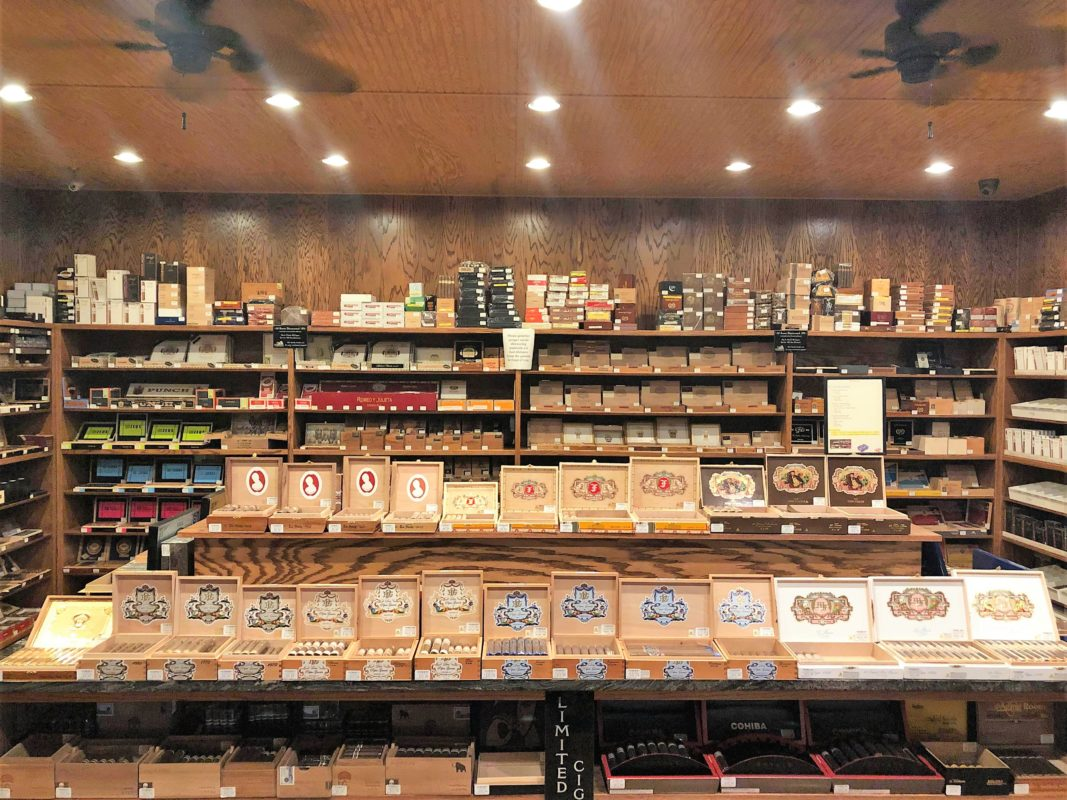 Huge selection of premium My Father Cigars at the Humidour Cigar Shoppe in Cockeysville, Maryland