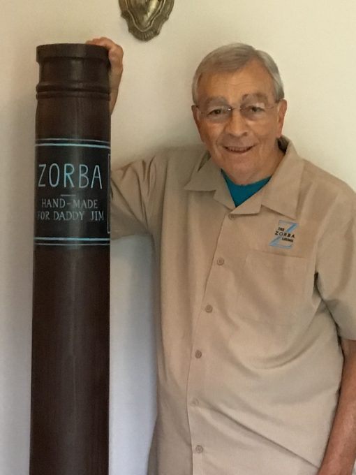 Zorba Lounge Camp Shirts Medium