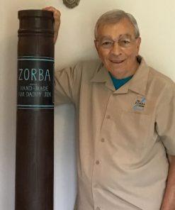 Zorba Lounge Camp Shirts XXL