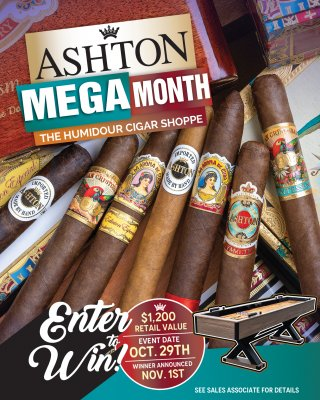 Ashton Cigars Deals at the Humidour in Hunt Valley, MD